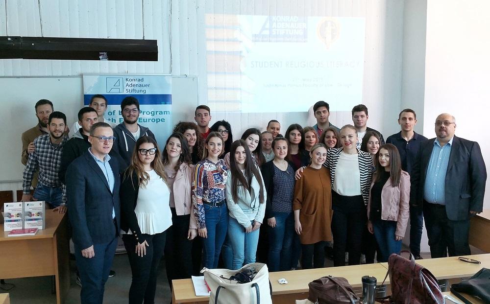 Прва научната конференција за религиска писменост во Македонија
