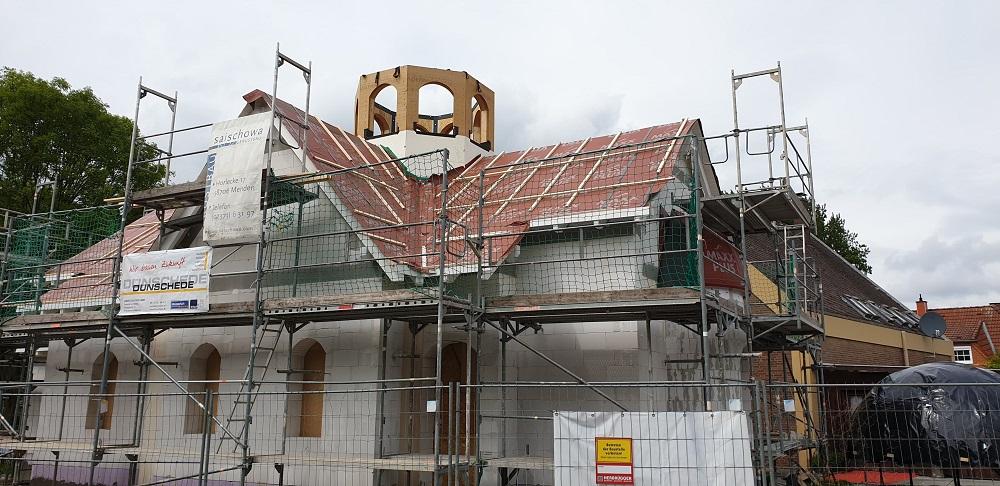 Потребни се донации за доизградба на црквата на МПЦ во Дортмунд