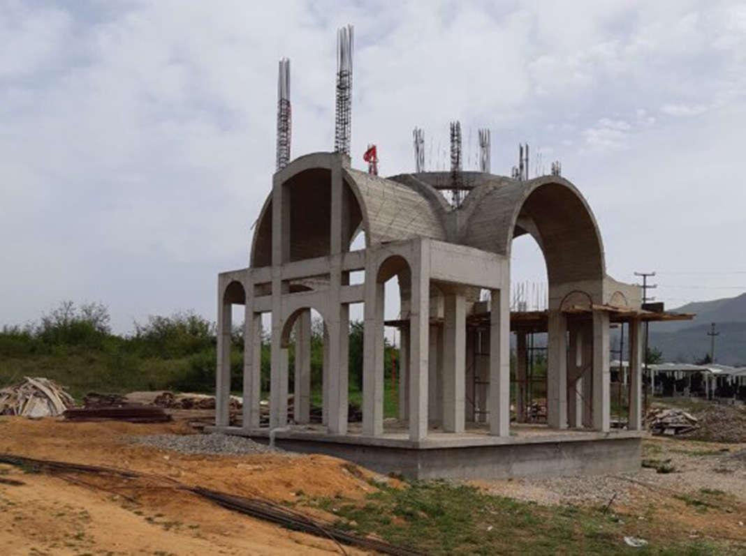 Кај новите градски гробишта Кичево ќе добие и нова црква