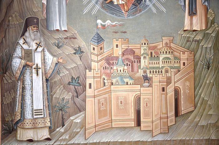 Во Софија ќе се гради храм посветен на Св. Серафим Соболев