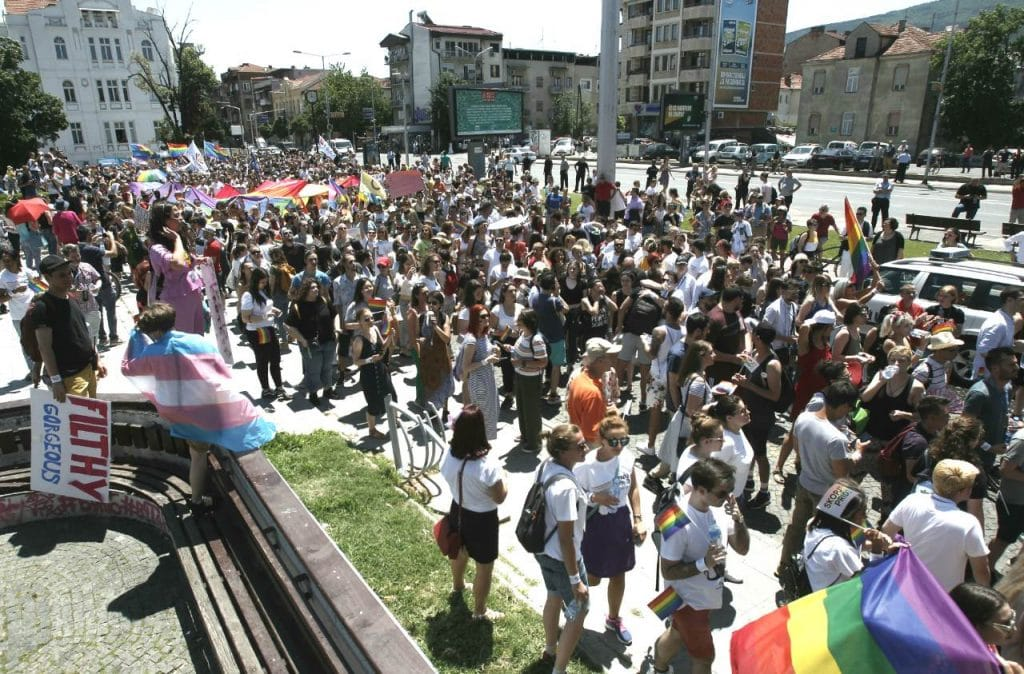 Скопското муфтиство реагира против Парадата на гордоста
