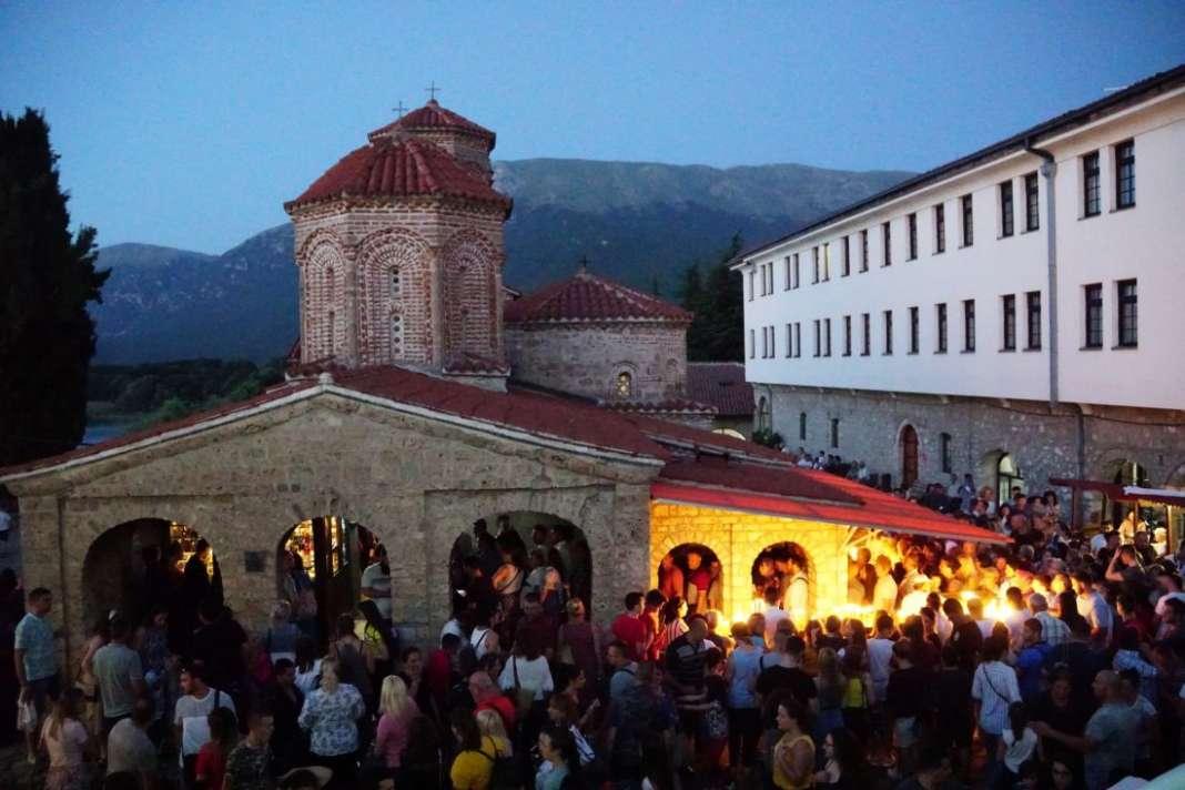Свети Наум е исцелител и просветител на македонскиот народ