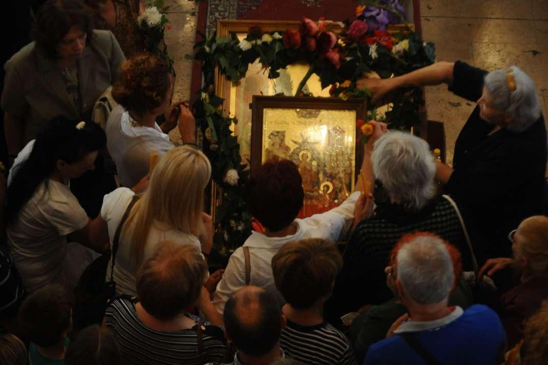 Упокојувањето на мајката Божја еден од најголемите христијански празници