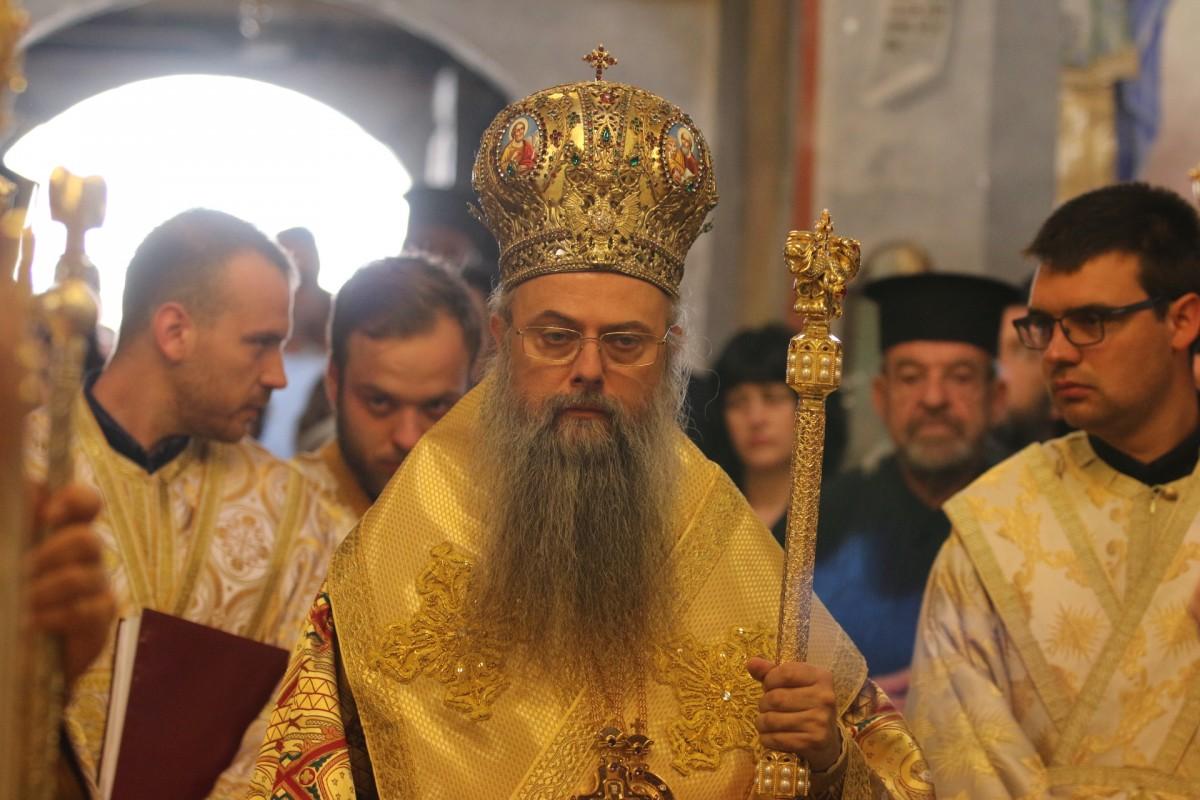 Бугарскиот митрополит Николај одбил средба со Иларион Алфеев