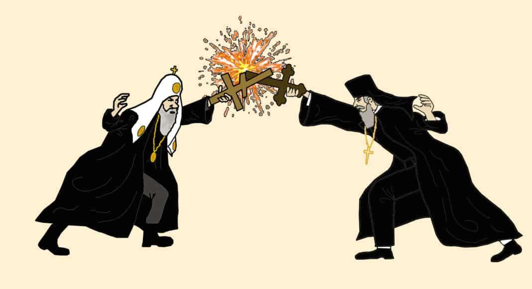 Раскол, судир или репозиционирање на црковното влијание во православието?