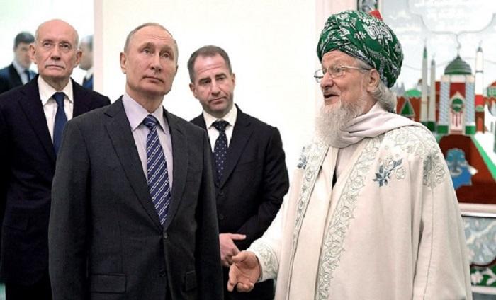 Путин од Киргистан: Христијанството и исламот се темелат на исти вредности