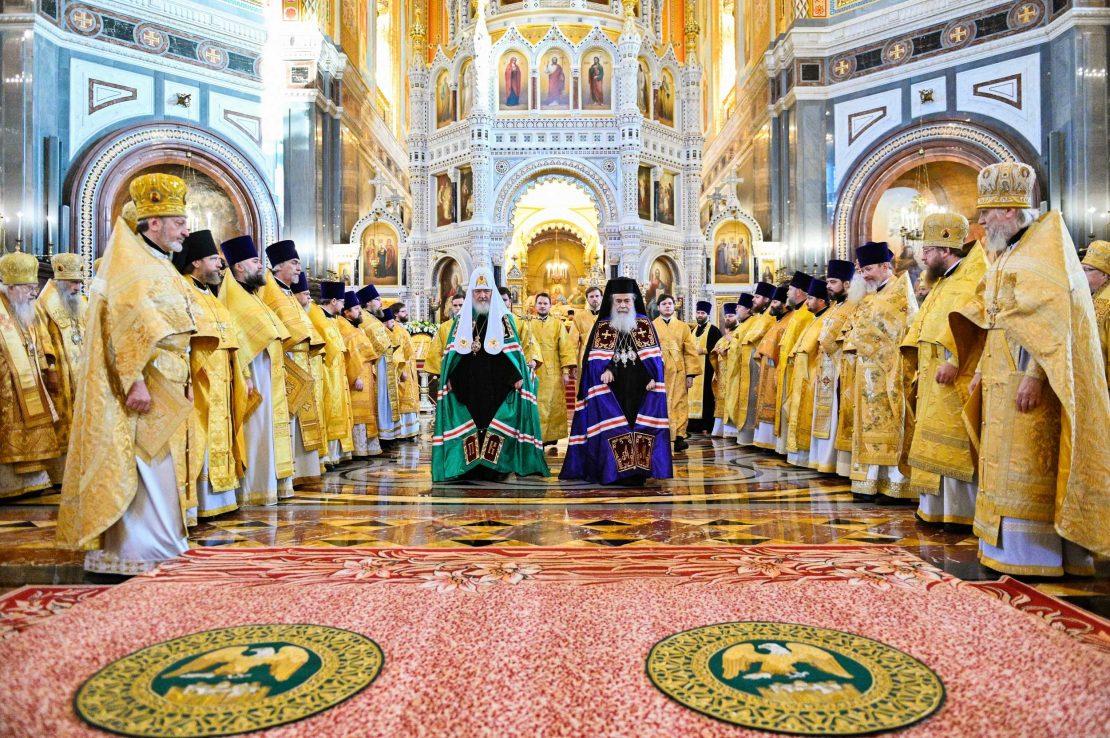 """Ерусалимскиот патријарх сака да свика собор на претстојателите; Јероним: """"Нема да појдам – собор свикува само Вселенскиот"""""""