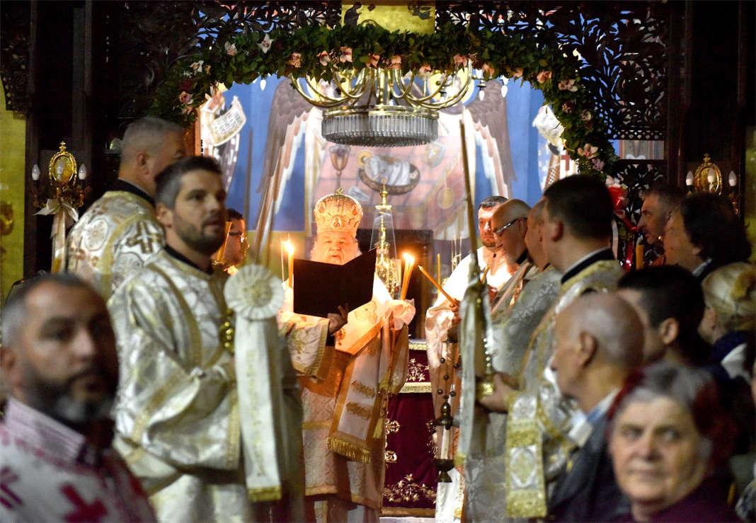 Поактивна МПЦ и похрабра Вселенска патријаршија