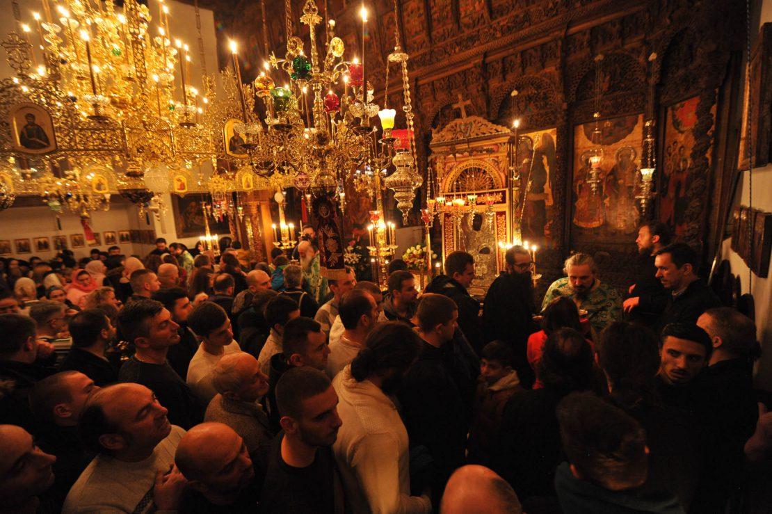 Бигорскиот манастир претесен за Божик