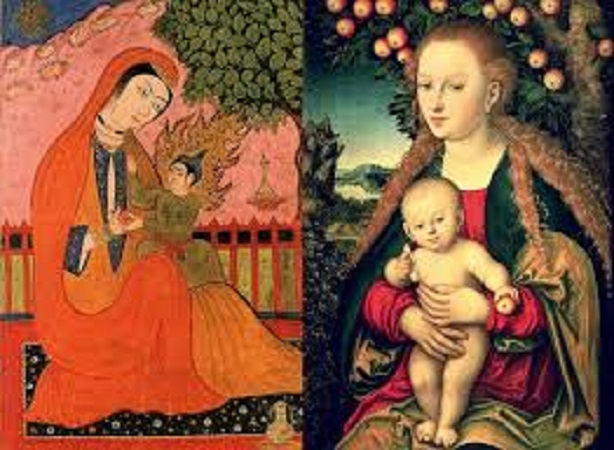 Возвишено е местото и улогата на Марија во Новиот Завет, но и во Куранот