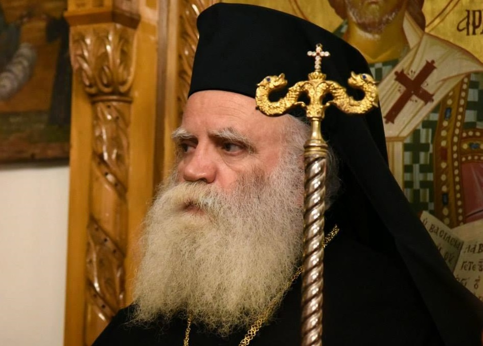 Приведен Митрополит во Грција држел – литургија и покрај забраната