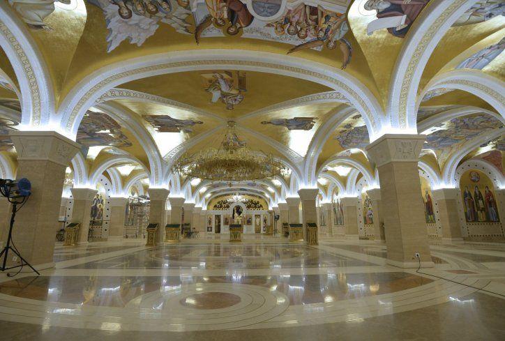 """Србија очекува Путин да присуствува на осветувањето на """"Свети Сава"""""""