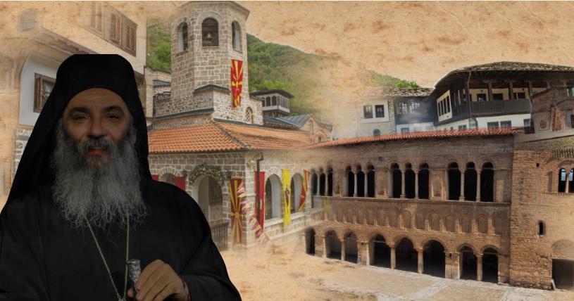 Под строги протоколи за заштита од Ковид 19, викендов хиротонија на Отец Партениј за епископ Антаниски