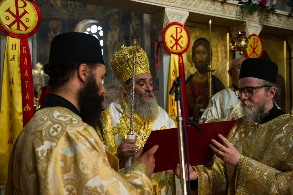 Да си биде епископ значи да се биде прв во служењето