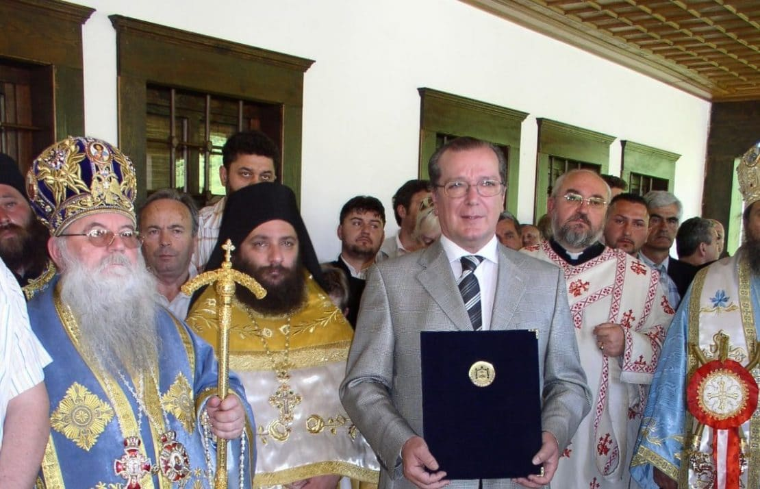 Бигорски со поддршка за бизнисменот Трифун Костовски