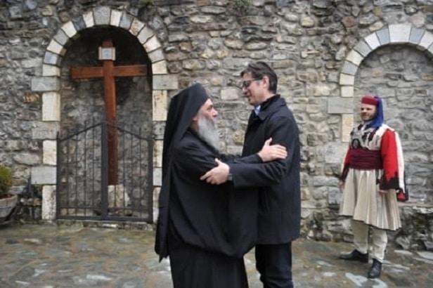 Претседателот Пендаровски ќе додели Орден за заслуги на Бигорскиот манастир