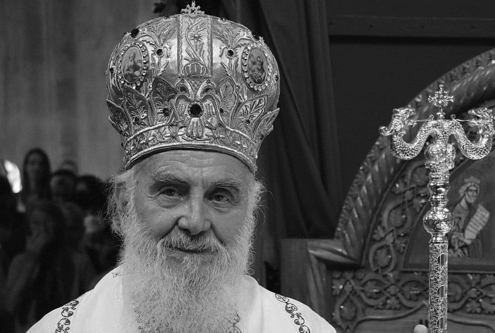 Почина Српскиот Патријарх Иринеј – ја загуби битката со Ковид 19