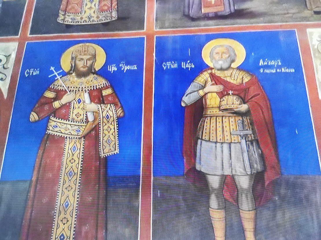 Министертвото за култура потврди дека на фреските во Осоговски двапати било нестручно интервенирано