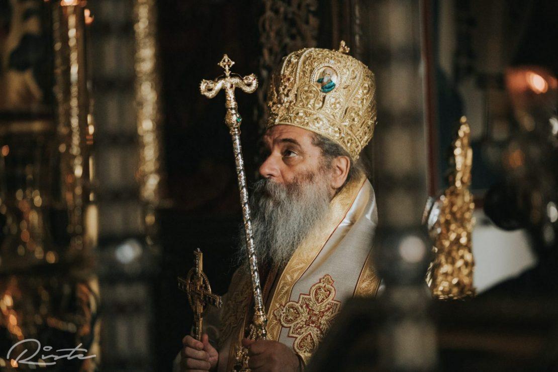 Интервју на Епископ Партениј за украинска новинска агенција – одлуките на Вселенската Патријаршија треба да ги почитуваат сите