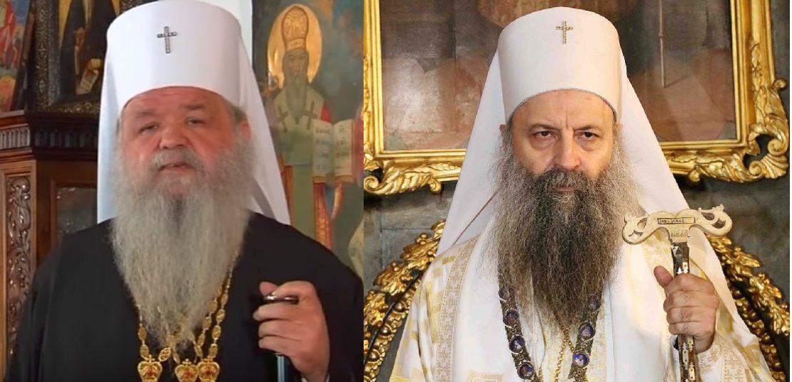 Архиепископот Стефан испрати честитка до новиот Српски патријарх