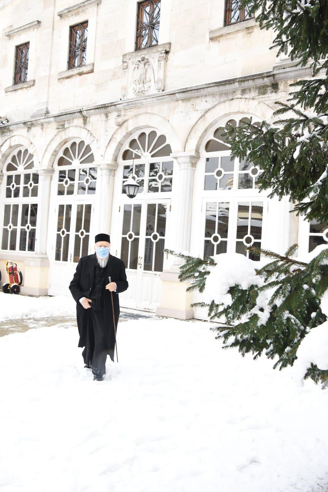 vartolomej sneg