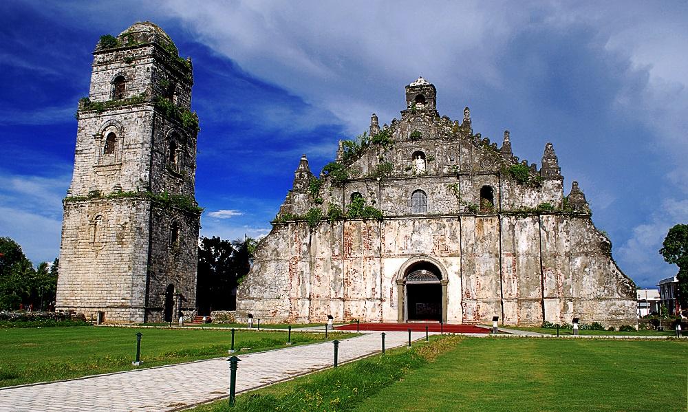 Црквата на Свети Августин, Филипини – Римокатоличка црква (Завршена 1710 година)