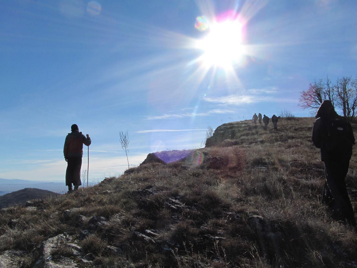 Навестување на денот над Пелагонија