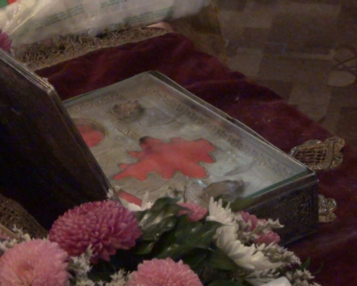 Моштите од Свети Василиј Велики денеска и утре во Струмица