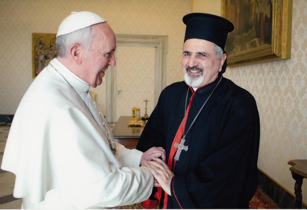 Католички свештеник од Сирија и благодари на Русија