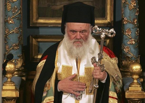 Грчкиот Архиепископ излезе од болница