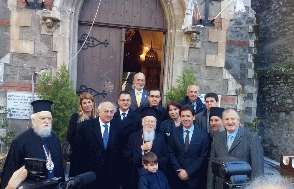 Православна богословска конференција во Измир
