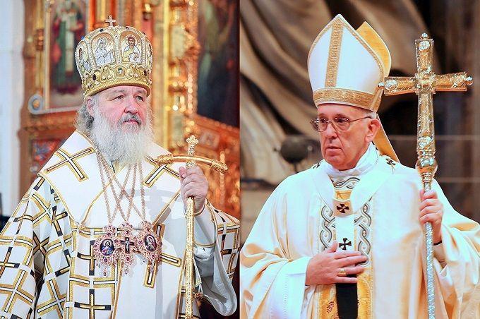 Нови детали за средбата на Папата со Рускиот Патријарх