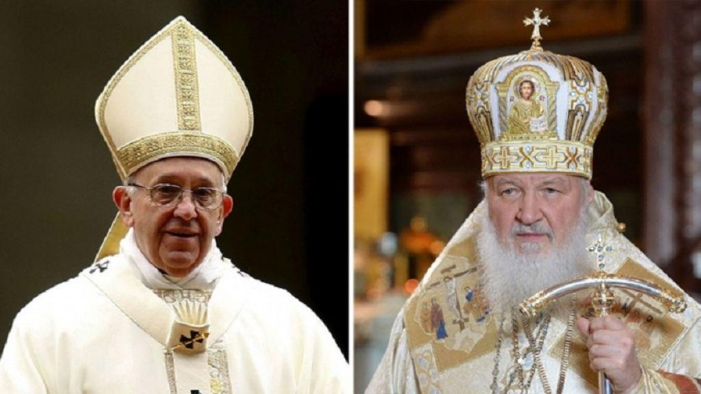 Како е организирана историската средба на Рускиот патријарх и Римскиот папа?