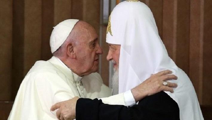 Рускиот патријарх Кирил: Бидејќи имаше прва средба, може да има и втора и трета средба