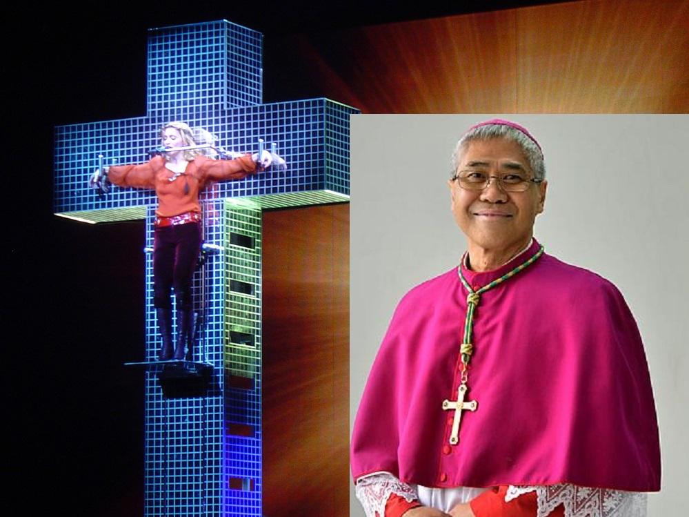 Католичката црква бара забрана на концертот на Мадона во Сингапур