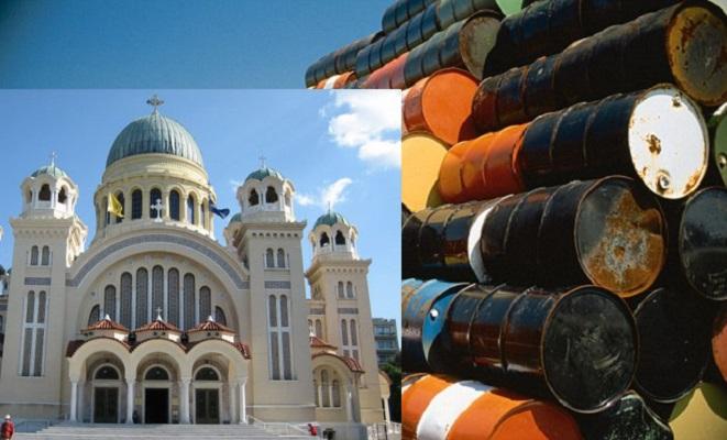 Грчката црква секоја година дистрибуира нафта за школи и градинки
