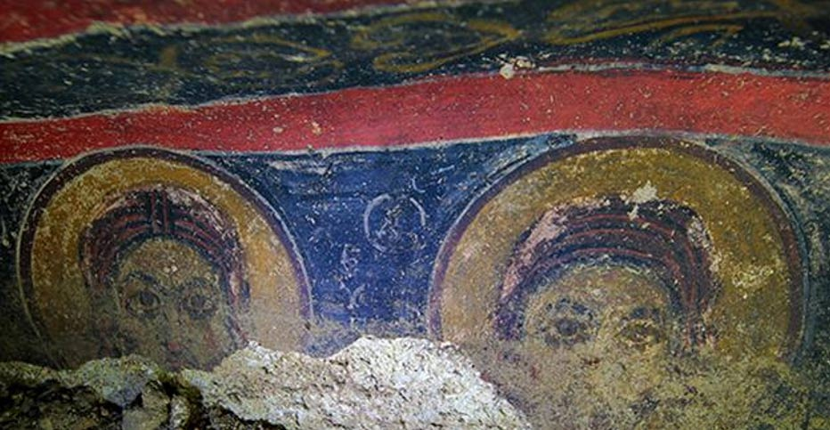 Откриена многу вредна подземна црква во Турција
