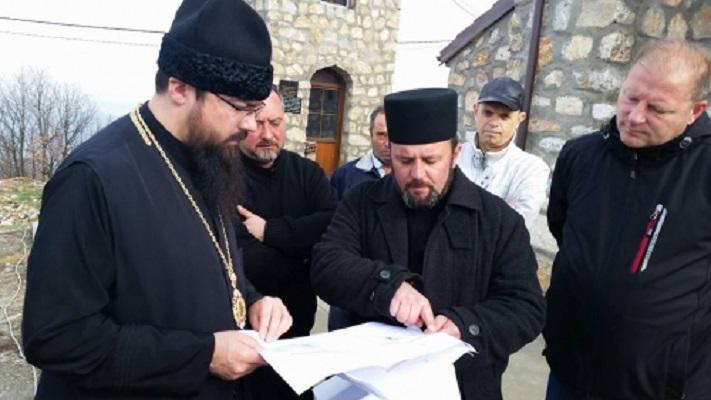 Манастирот во Туденце ќе добие нов лик