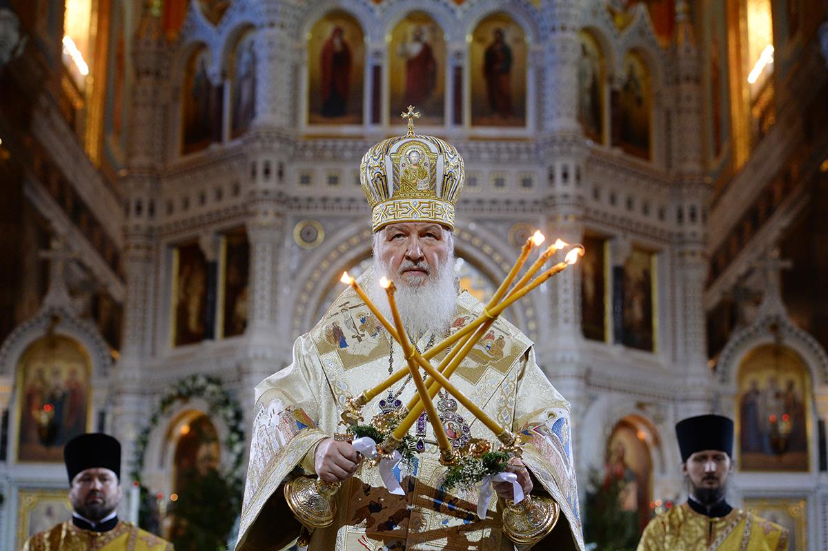 СКАНДАЛОЗНО: Рускиот Патријарх го прогласи за нов ерес човековото право на избор