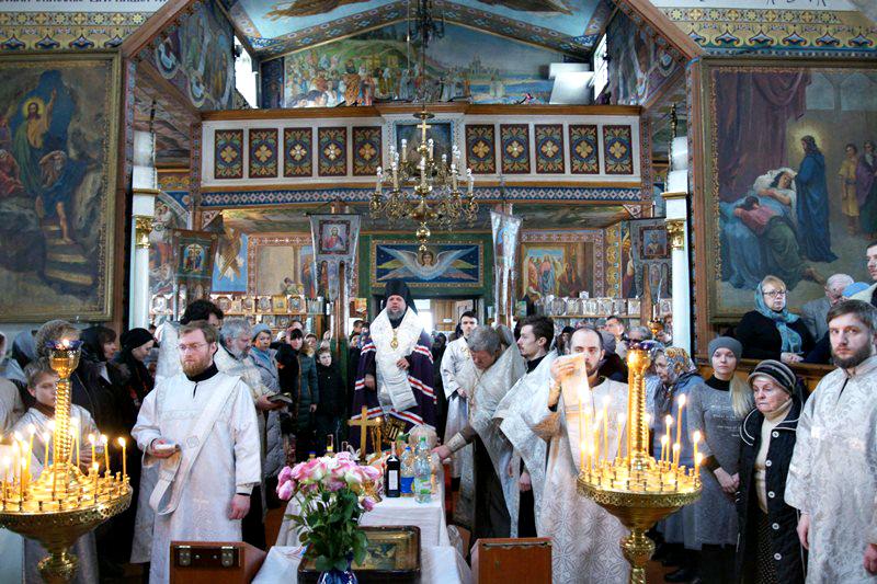 Руската црква служи панихида за починати бездомници