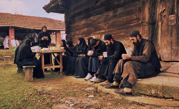 """""""Вистинскиот православен"""" Манастир од Света Гора се обединува со останатите"""