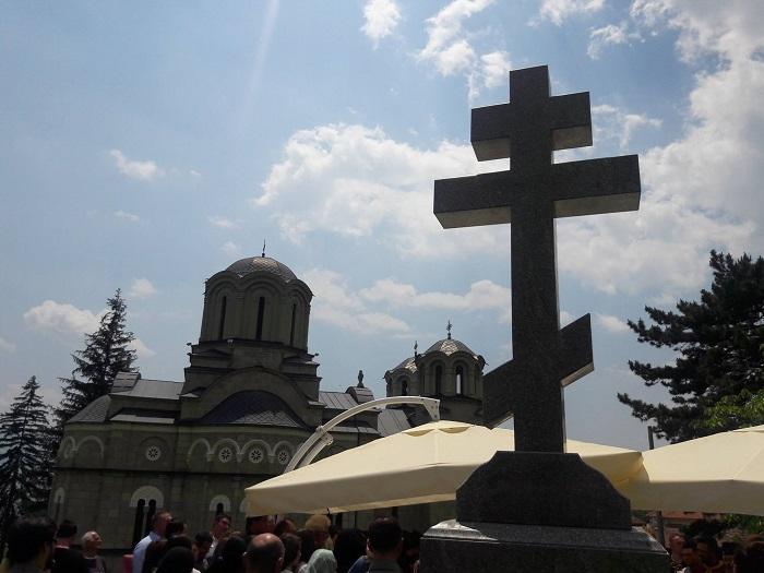 Рускиот Крст во Лешок ќе сведочи за македонскиот мир на руските монаси