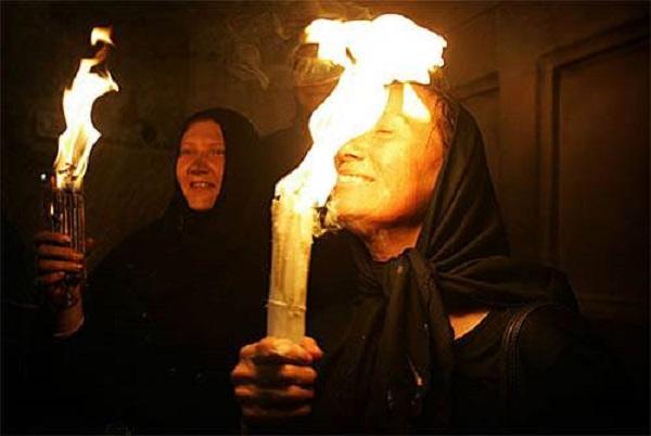 Благодатниот оган – Чудо на Христовиот гроб (вовед)
