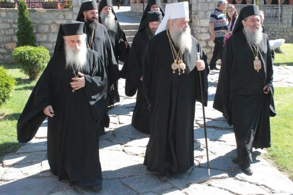 Охрид и МПЦ одбележаа 1.000 години од упокојувањето на Св. Јован Владимир