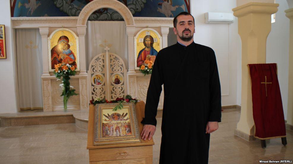 Мостар: Ифтар во православната црква
