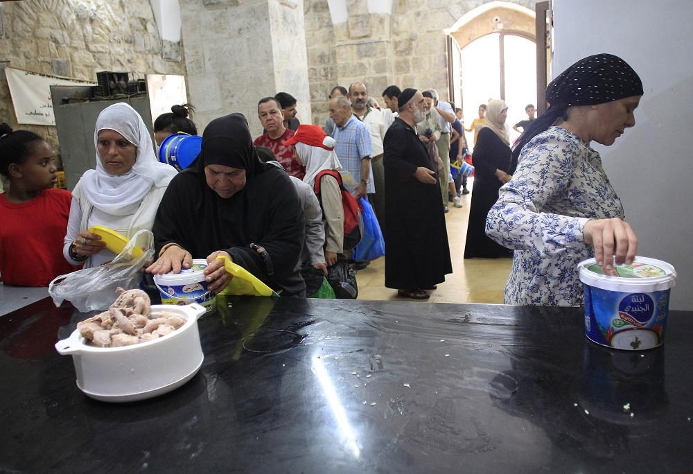 Народната кујна на Хурем Султан 460 години ги храни сиромашните