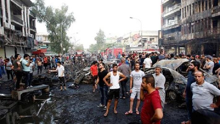 Крвав масакар во дел од Багдад каде живеат шиити и христијани