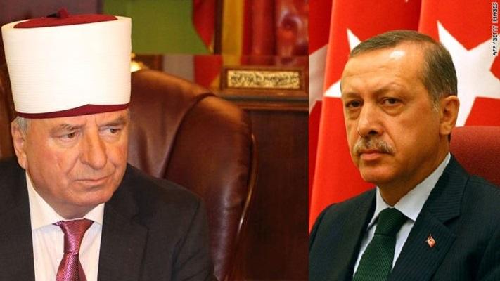 Реџепи до Ердоган: Муслиманите во Македонија се на Ваша страна