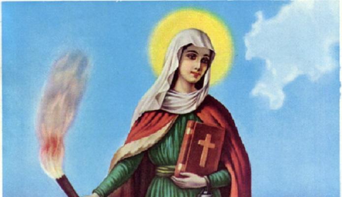 Денеска е Света Марта
