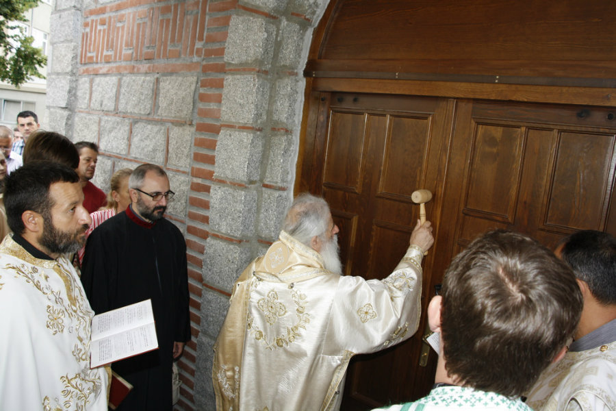 Прилеп доби уште една нова црква